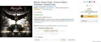 black friday laptop codes for amazon black friday week get u0027batman arkham knight u0027 season pass for