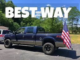 The Proper Way To Make A Bed The Best Way To Mount A Flag To Any Truck Youtube