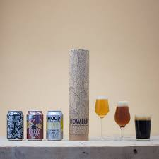 secret santa christmas craft beer howler by honest brew