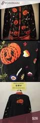 vintage halloween cardigan 3
