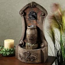 ornamental fountains for a relaxed and homely atmosphere fresh