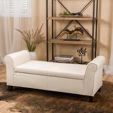 alcott hill varian upholstered storage bench u0026 reviews wayfair
