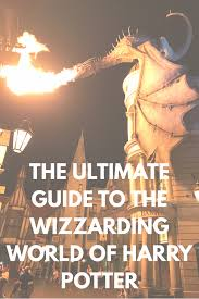 ultimate guide wizzarding harry potter