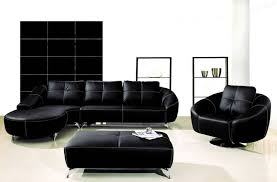 Black Leather Corner Sofa 20 Inspirations Of Large Black Leather Corner Sofas