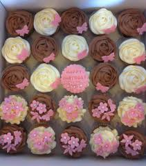 personalised cupcakes themed cupcakes delivered in warsop mansfield and worksop