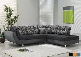 canapé l canapé d angle moderne prove canapés en tissus meubles décos