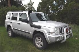 jeep commander 2010 airflow 4x4 snorkel for jeep commander