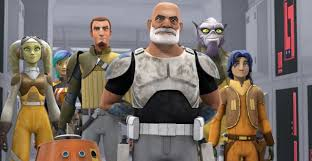 clone wars characters debut star wars rebels clip