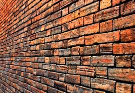 download wallpaper background wall brick side hd background