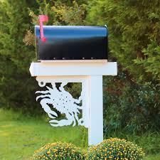 themed mailbox we create coastal themed house trim including decorative corner