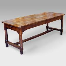 Antique Kitchen Furniture Antique Cherry Wood Dining Table Refectory Table Rustic Dining