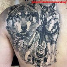 wolf design ideas for and