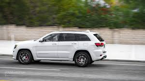 silver jeep grand cherokee 2007 2014 jeep grand cherokee srt review autoevolution