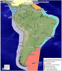 south america map aruba map of south america defining the five subregions as analyzed in