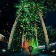 christmas spotlights laser light waterproof green laser light