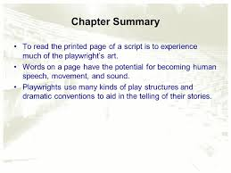 chapter 6 structures of seeing the play is a quest for a solution