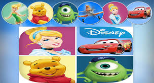 disney puzzle packs free game review cars monsters