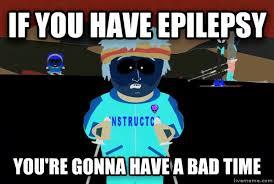 Your Gonna Have A Bad Time Meme Generator - livememe com super cool ski instructor