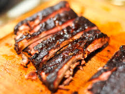 barbecue coffee rubbed ribs recipe serious eats
