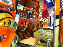 Custom Peterbilt Interior 65 Best Truck Interior Images On Pinterest Truck Interior