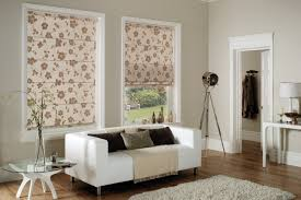 White Bedroom Blinds Roller Blinds Dubai Patterned Blinds At Dubaifurniture Co