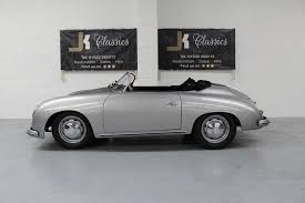 classic convertible porsche used porsche speedster 356 replica classic in silver poa 2 doors