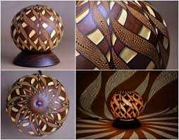 gourds evolve into gorgeous light sculptures mnn mother nature