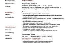 construction project manager job description sample 10 project