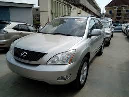 lexus rx330 nairaland sparkling tokunbo 2006 lexus rx330 n4 7m autos nigeria