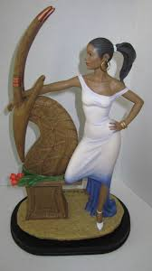 155 best african american figurines images on pinterest african