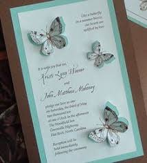 butterfly wedding invitations teal and chocolate brown butterfly wedding invitation by nooneyart