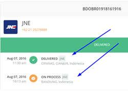 Jne Tracking Cek Paket Jne Ketahui Status Kiriman Anda Via Jne