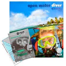 Padi Dive Table by Padi Open Water Diver Manual U0026 Rdp Table