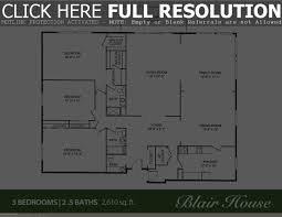 Small 4 Bedroom House Plans Small One Story 3 Bedroom House Plans Savae Org