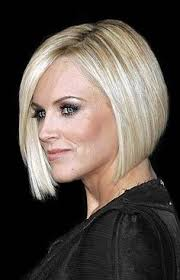 short bob haircuts shorter in back longer in front concave one length edgy blunt shorter in back longer in front