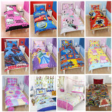 Kids Single Duvet Cover Sets Kids Girls Boys Single Duvet Cover Sets Princess Nemo Cars