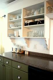 Painting Cabinets The Virginia House Painting My Cabinets With Caromal Colours My