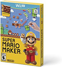 amazon wii u games black friday amazon com super mario maker nintendo wii u nintendo of