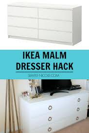 malm dresser hack ikea malm dresser hack simply nicole