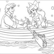 beautiful ariel coloring pages hellokids