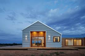 Farmhouse Modern Trentham Modern Farmhouse Uses Local Materials To Fit Into The
