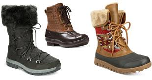 womens boots at macys macy s 24 75 bearpaw lace up cold weather boots more 100 value