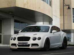 Photo Collection Onyx Bentley Continental Platinum