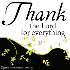 let us come before his presence with thanksgiving and make a