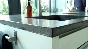 cuisine beton cellulaire plan de travail beton aussi plan travail cuisine plan travail