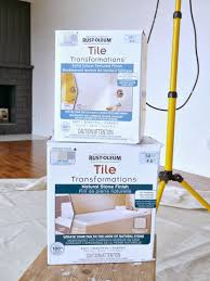 Resurfacing Kitchen Countertops Tiles Rustoleum Tile Transformations For Your Home Inspiration