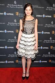Fashion Nexus A Fashion Blog by New Face Of Miu Miu Hailee Steinfeld Tinseltown Style