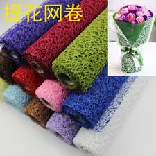 flower wrapping paper 1roll19 18 colorful flower packaging jacquar paper gift bouquet