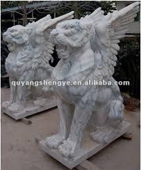 marble lions for sale size winged lion statue size winged lion statue