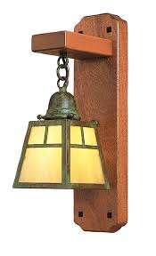 Wall Sconces Indoor Mission Style Indoor Wall Sconce